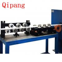 China 50 Mm 26 Roller Copper Tube Straightening Machine 380V 50HZ 10-13mm​  Solid Line on sale