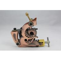 China Latest vesion 10 coils new Shader Liner Stainless Steel Custom Tattoo Machine kit wholesale