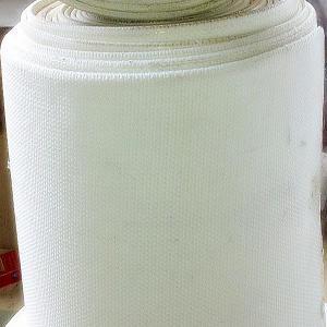 Quality Pneumatic Fluidizing Conveyor Medium The Woven Type Airslide Fabric Belt for sale