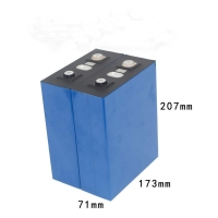 China 272Ah 3.2V Iron Phosphate Battery For Solar Street Lights wholesale