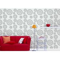 China Ironing Sandwich Wall Home Decor Wallpapers Modern Indoor Wallpaper with 3D Effect wholesale