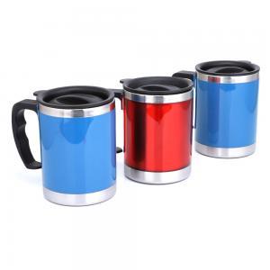 China Plastic 400ml 13 Oz Stainless Steel Insulated Mug wholesale