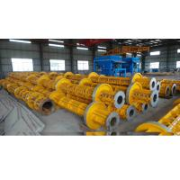 China Electric Prestressed Concrete Poles Welding technology Running Wheel wholesale