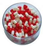 China Pharmaceutical Medicinal Empty Hard Gelatin Capsules Size 00/0/1 Capsule wholesale