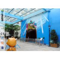 China Amusement Theme Park Amazing 7D Movie Theater For Children wholesale