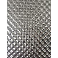 China 3003 H14 Embossed Aluminum Sheet , Embossing On Aluminium Sheet Non - Slip Performance wholesale