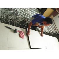 Quality Gray Power Marble Tile Adhesive On Wall / Ground And Floor For Natural Stone for sale