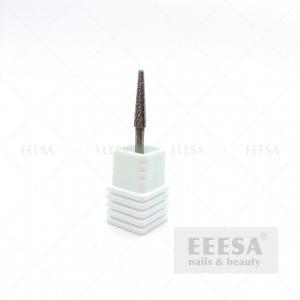China China Nail Supplies Tools Beauty Tungsten Carbide Drill Bits Nails wholesale