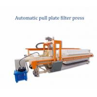 China PP Filter Cloth Diaphragm Filter Press Full Automatic Pressure Maintaining on sale