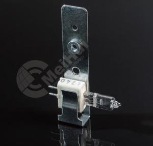 China UV Photodetector Deuterium Arc Lamp / Tungsten Halogen Lamp For Medical Equipment wholesale