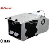 China High Powered Professional Terra Stage Fog Machine 3000 Watt Low Fog Machine For Party X-019 wholesale