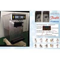 China Mini Automatic Ice Cream Machine , Easily Operation Auto Cleanning wholesale