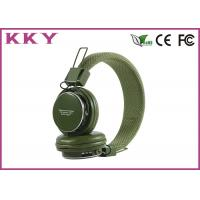 China Comfortable Bluetooth Headphones With Mic For Android 2.402~2.480GHz RF Frequency wholesale