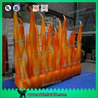 China Holiday Event Party Decoration Inflatable Flame Replica wholesale