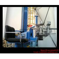 China Automatic Pipe Welding Manipulators for Tanks and Vessels , VFD Control 120 - 1200 mm/min wholesale