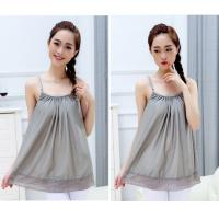 China emi shielding maternity dress,100%silver fiber bacterial-free wholesale