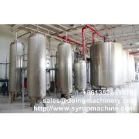 China Glucose syrup production equipment / glucose syrup production from starch on sale