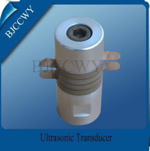 China Sound Transfer Welding Multi Frequency Ultrasonic Transducer PZT of chengcheng weiye wholesale