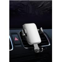 Magnetic Smart Coil Gravity Wireless Charging Car Mount For GPS / Cellphone