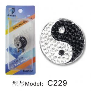 China golf ball marker wholesale