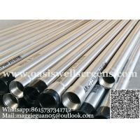 China Steel stainless pipe TP304 API 5CT K55 grade 6 5/8 seamless casing pipe on sale