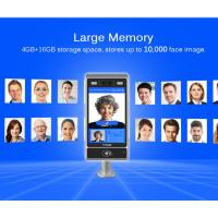 China Face Recognition for Access Control, Time Attendance, Temperature Measurement wholesale