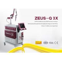 China Safe Laser Tattoo Removal Device , Yag Tattoo Removal Machines 800mj Pulse Energy on sale