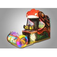 China Visual 3D Shooting Ball Arcade Games Machines With Ticket Rewards wholesale