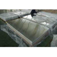 Buy cheap Polished Thin Aluminium Sheet Alloy 1100 1050  1060  3003  5052 Sheets For Building Industry from wholesalers