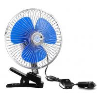 China Hot Selling Style Car Cooling Fan 12V/24V One Year Warranty 2-Speed Switch wholesale