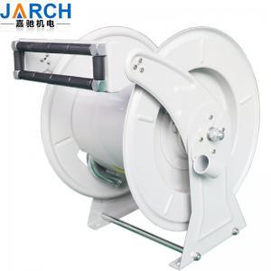 China Gas Station Spring Auto Rewind Retractable Hose Reel Dispenser Unit 60~3000PSI on sale