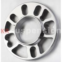 China Forged Silver CNC Machining Car Wheel Spacers , Aluminum Wheel Adapters wholesale
