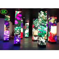 Buy cheap High definition die-casting rental SMD HD P2 indoor rental led display / led tv panel from wholesalers