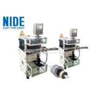 China Armature Insulation Paper Insertion Machine For Dc Motor , Wiper Motor wholesale