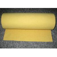 China Nomex P84 Filter Cloth Nonwoven Needle Filter Fabric Air Filtration wholesale