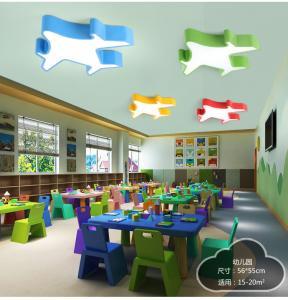 Quality IP40 plane type interior LED ceiling lights/ LED children's Light for children's for sale
