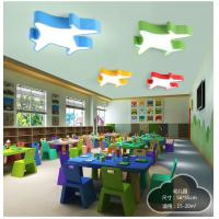Quality IP40 plane type interior LED ceiling lights/ LED children's Light for children's park for sale