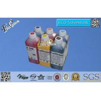 China Fast Dry Vinyl Stickers Printing Eco-solvent Ink  For Epson L800 Printer Maintenance Printhead wholesale