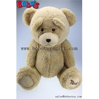 China Funny Toy Gift Soft Plush Stuffed Ted Bear Toy Doll in Big Size wholesale