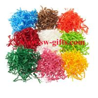 China Luxury Hamper Shred - Extra Soft Shredded Tissue Paper - Hamper Gift Packaging wholesale