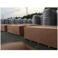 China 1000L Industrial High Pressure Air Storage Tanks For Stationary Screw Air Compressor wholesale