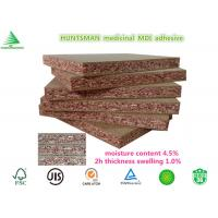 FSC certified China manufacturer wholesale cheap no-added formaldehyde healthy eco-friendly 18mm plain particle board