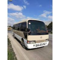 Buy cheap Good condition Japan Brand used Coaster bus toyota second hand mini coach bus from wholesalers