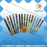 China PVC / PET Shrink Wrap Sleeves With Customized Printing For Pen / Pencil wholesale