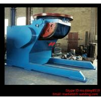 China Pipe or Tank Welding Turning Table / Turning Revolve Table Self Adjustable Type wholesale