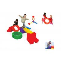 China PVC Coated Indoor Playground Equipment For Children Stackable wholesale