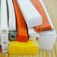 China Silicone Extrusions - Autoclave Seals;silicone square shaped seal on sale