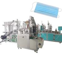 China Automatic Disposable Civil Face Mask Manufacturing Machine 3 Player OEM wholesale