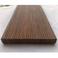 China Carbonized Strand Woven Bamboo Decking, outdoor bamboo decking wholesale