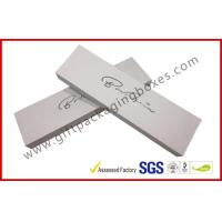 China Lightweight Matt Finish Apparel Gift Boxes With Digital / Silk Printing , CMYK Color wholesale